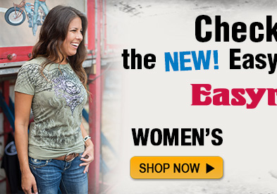 Shop Easy Rider's Womens!