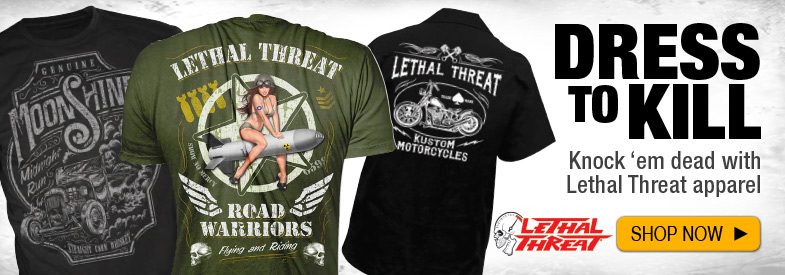 Shop Lethal Threat Designs Apparel
