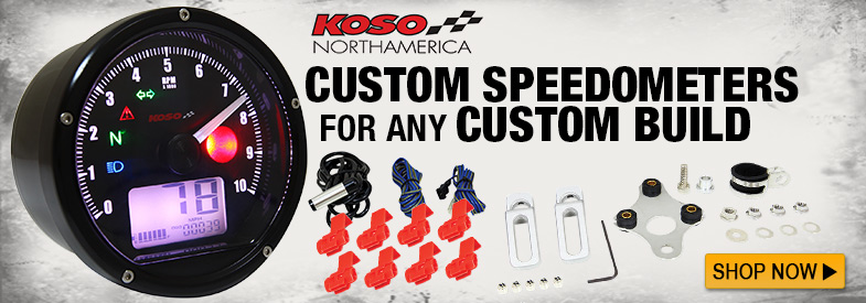 Shop Koso Speedometers!
