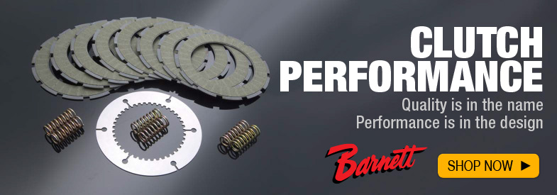 Shop Barnett Clutch Assemblies and Components