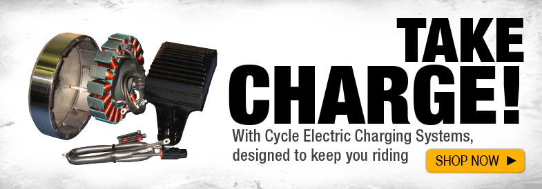 Shop Cycle Electric Charging Systems