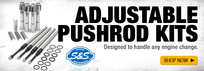 Shop S&S Performance Pushrod Kits