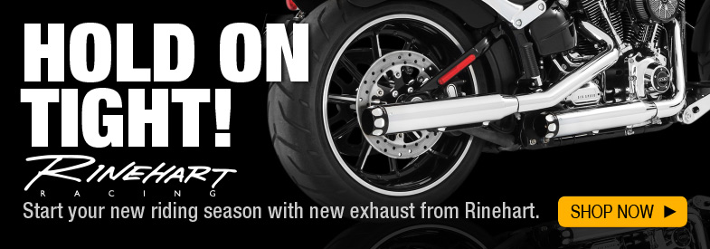 Shop Rinehart Racing Exhaust