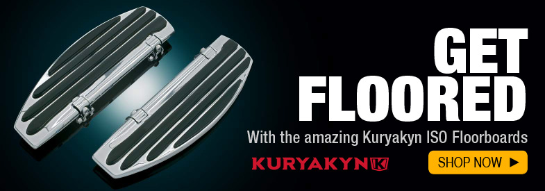 Shop Kuryakyn Floorboards