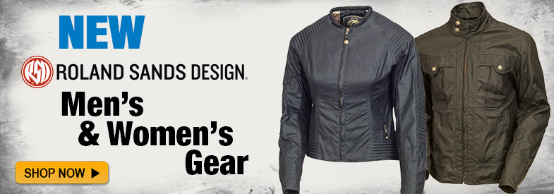 Shop New Roland Sands Design Gear!