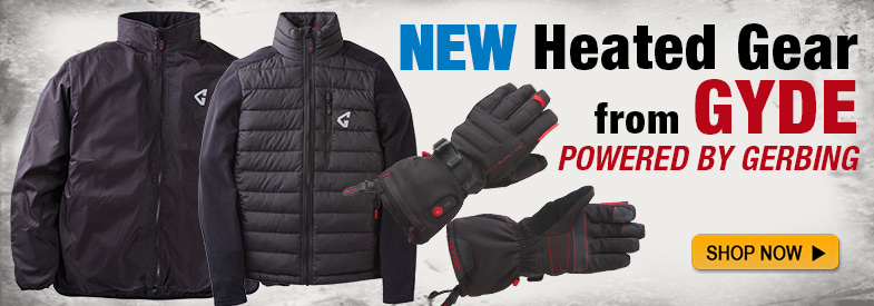 Shop Heated Gear from Gyde!