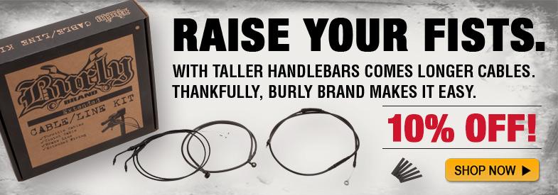 Shop Burly Cables!
