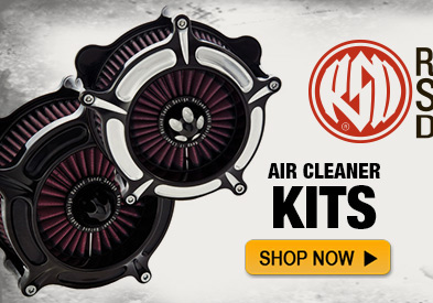 RSD Air Cleaner Kits!