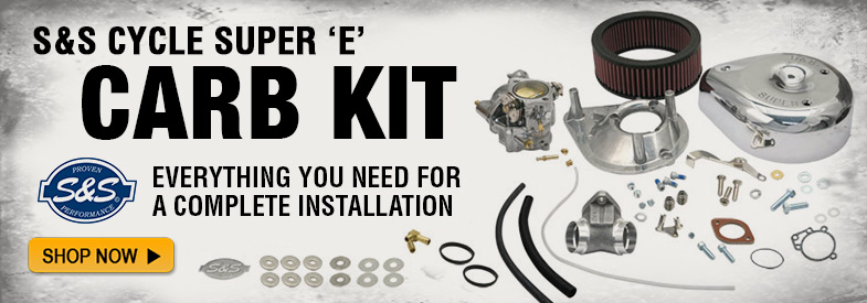 S&S Cycle Carb Kit!
