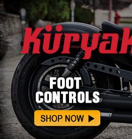 Save 10% on Kuryakyn Sportster Parts!