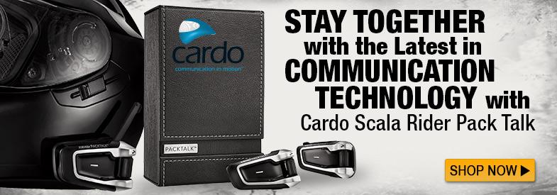 Shop Cardo Scala Rider Pack Talk!