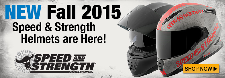 Shop New Speed and Strength Helmets