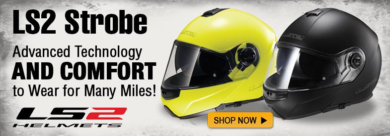 Shop LS2 Strobe Helmets
