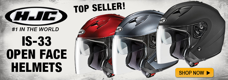 Shop HJC Open Face Helmets!