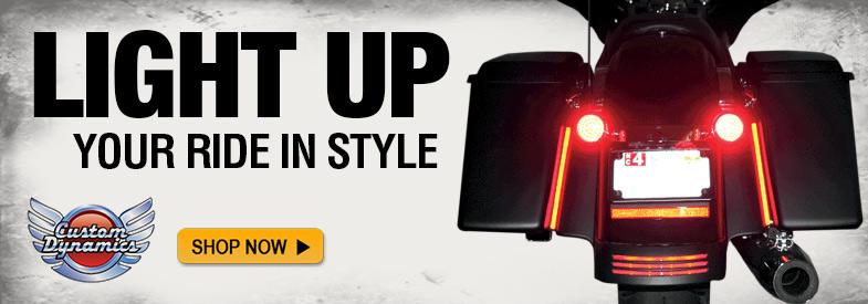 Custom Dynamics Lighting!