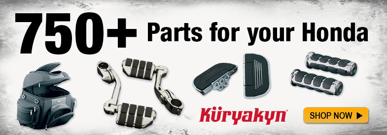 Shop all Kuryakyn!