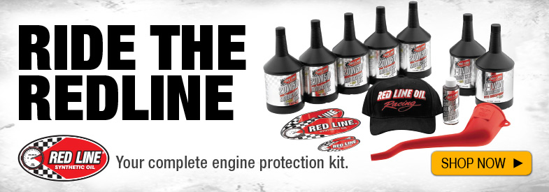 Shop Red Line Engine Protection Kits