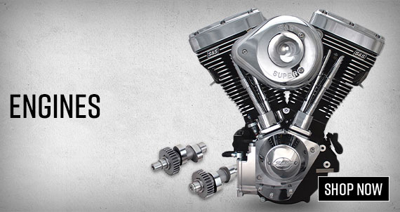 Motorcycle Engines and Parts