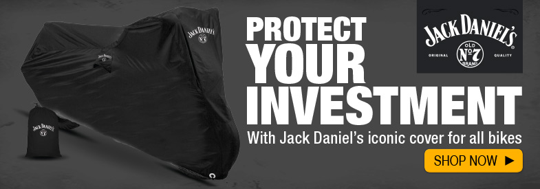 Shop Jack Daniels Motocycle Covers