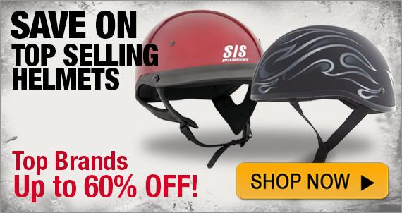 Shop Closeout Helmets