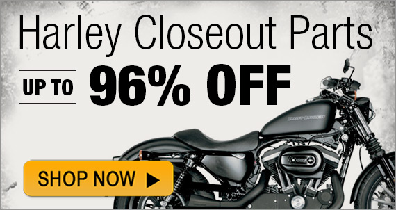 Shop Closeout Harley Parts