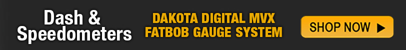 Shop Dakota Digital MVX Fatbob Gauge System