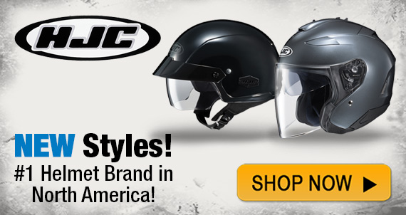 Shop New HJC Helmets