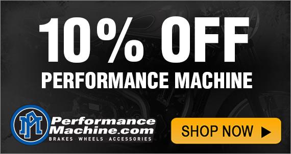 Shop Performance Machine!