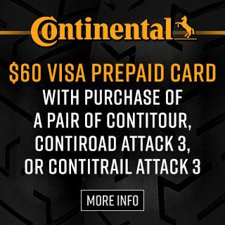Continental Tire Visa Prepaid Card Rebate