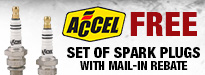 Accel Powersports Super Stock Wires Set