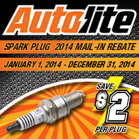 Autolite Spark Plugs – Up to $12 in Savings on Small Engine Spark Plugs!