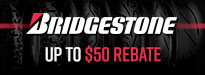Bridgestone Battlecross Tire Rebates