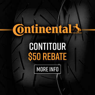 Continental Tour Tire Rebate