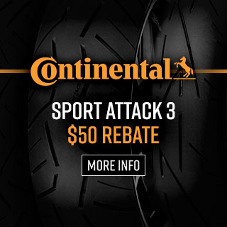 Continental Sport Attack 3 Tire Rebate