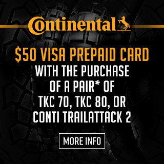 Continental $50 Rebate