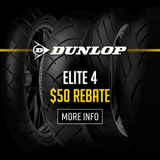 Dunlop Elite 4 Tire Rebates
