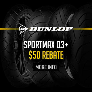 Dunlop Sportmax Q3+ Tire Rebates