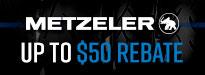 Metzeler Hypersport Tire Rebates