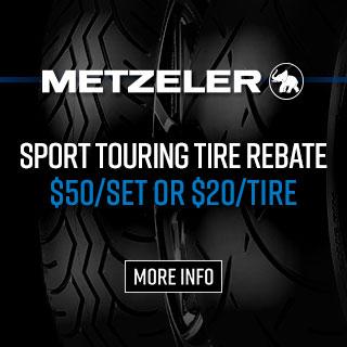 Metzeler Sport Touring Tire Rebate