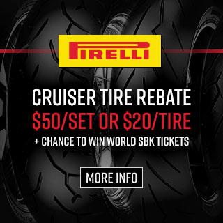Pirelli Cruiser Touring Tire Rebates