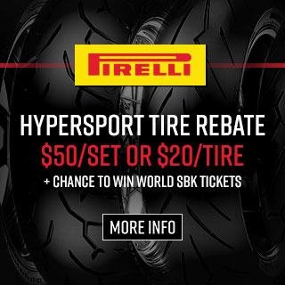 Pirelli Hypersport Tire Rebates