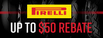 Pirelli Sport Touring Tire Rebates