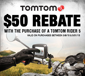 $50 Ride Your Way Rebate