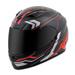 Scorpion EXO EXO-R710 Transect Red Full Face Helmet
