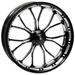 Performance Machine Heathen Platinum Cut Rear Wheel 18x3.5