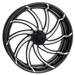 Performance Machine Supra Platinum Cut Front Wheel, 23