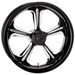 Performance Machine Wrath Platinum Cut Rear Wheel, 18