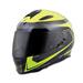 Scorpion EXO EXO-T510 Tarmac Neon Full Face Helmet