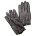 J&P Cycles Lined Deerskin Gloves with Zipper Back