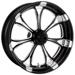 Performance Machine Paramount Platinum Cut Rear Wheel 18x3.5 ABS